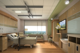 Hospital Patient Room Design